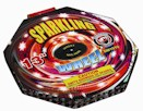 Dominator Wheels & Spinner Fireworks