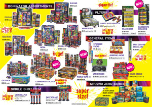Buy Dominator Fireworks in Norther Territory