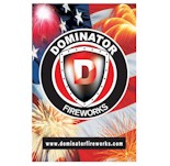 Dominator Fireworks - Promotional Items