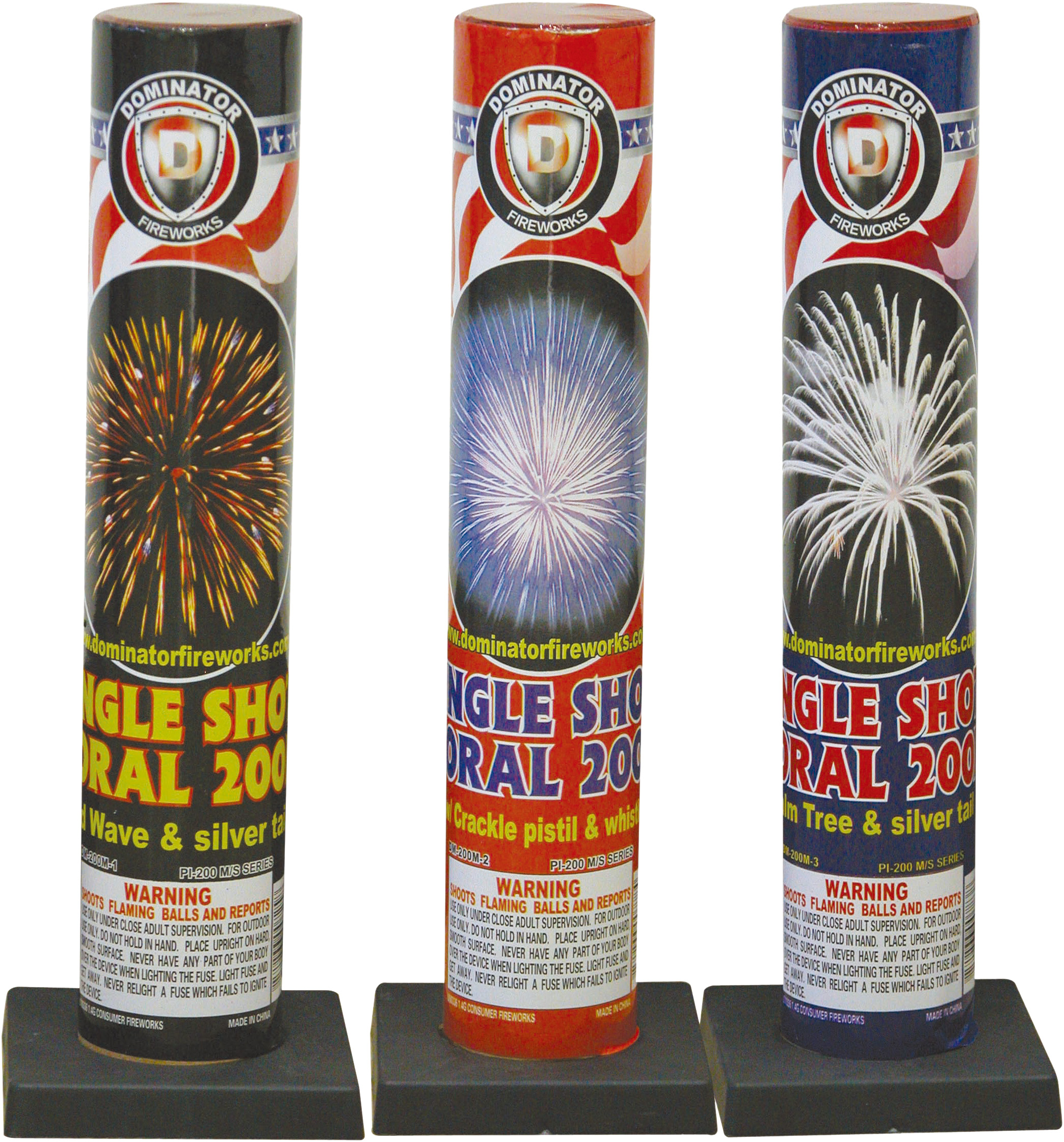 Dominator Fireworks - Displays, Events, Shows, Interactive